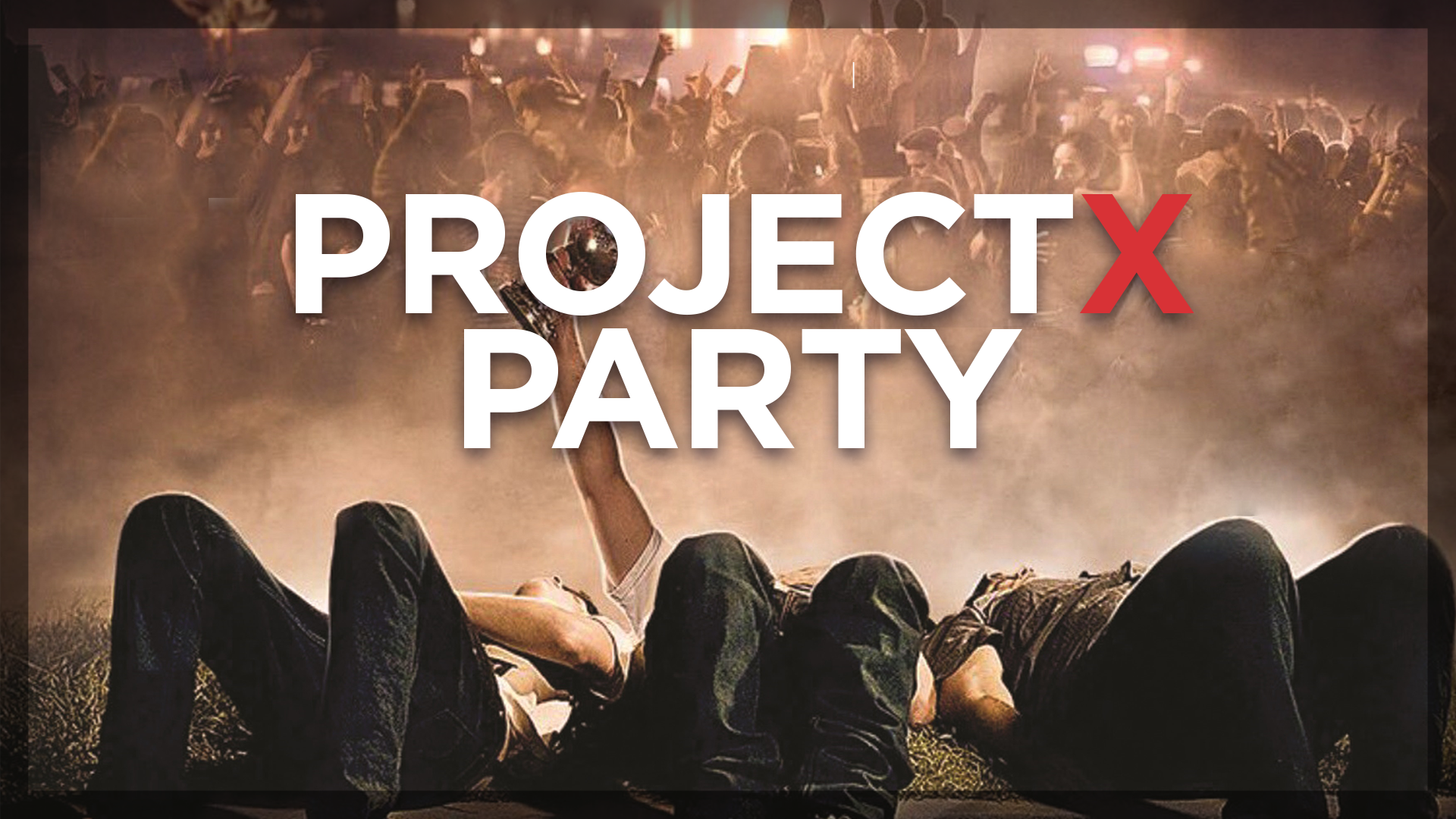 Project X Party Side Bar Sydney